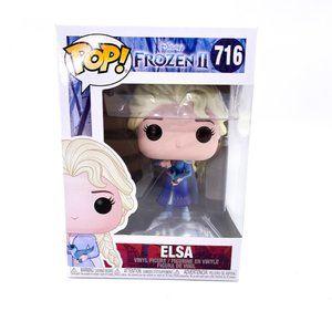 Disney's Frozen II - Elsa Funko Pop #716